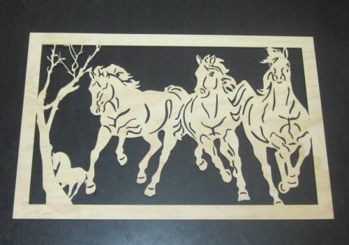 Wooden Wall Decor – Add Visual Interest to your Home with 3D Effect Wall Art!