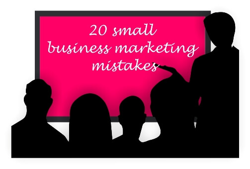 20 Small Business Marketing Mistakes Ugandan Businessmen Must Avoid To Succeed