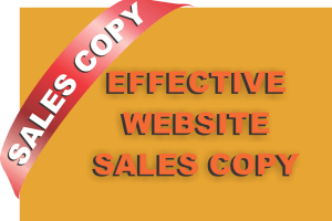 How To Write An Effective Website Sales Copy For Your Business