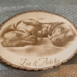 wood-slice-engraved photo