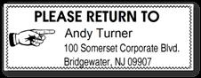 message stamp design
