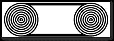 Special Stamp Frame Design