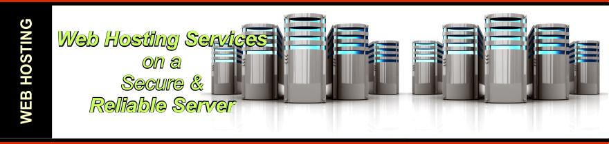 web hosting secure server